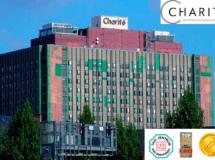 Университетская клиника Шарите, фото больницы