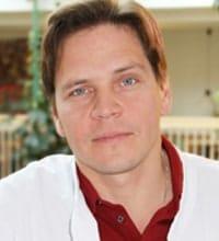 Сергей Леонтьев, портрет доктора