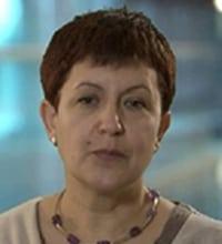 Светлана Залманова, портрет доктора