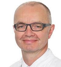 Ульрих Адам, портрет доктора